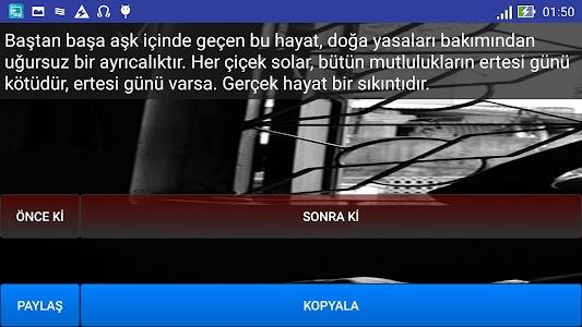 Sıkıntı Sözler screenshot 14