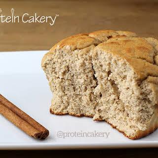 Cinnamon Apple Protein Cake.