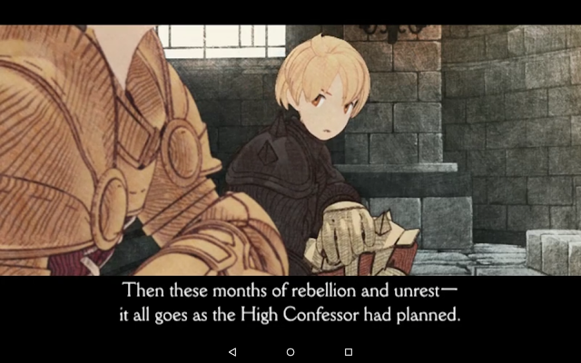 FINAL FANTASY TACTICS : WotL - screenshot thumbnail