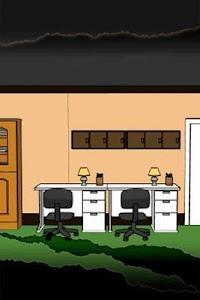 脱出ゲーム:黒い山荘 screenshot 2