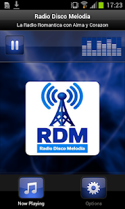 Radio Disco Melodia screenshot 0