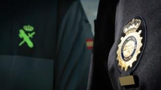 Guardias civiles dicen verse perjudicados.