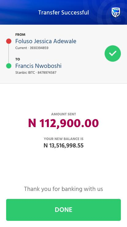 StanbicIBTC- screenshot