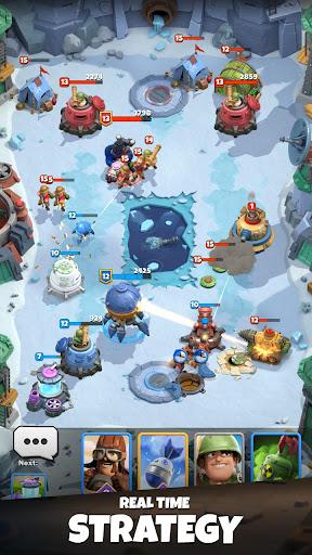 War Alliance: Heroes screenshot 7