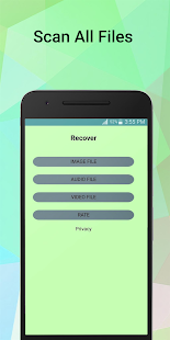 App Recover All Deleted Files APK for Windows Phone
