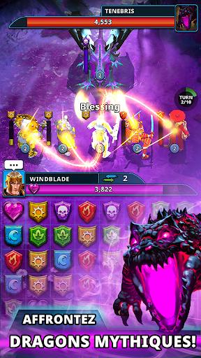 Code Triche Duel - Puzzle Wars PvP APK MOD (Astuce) screenshots 4