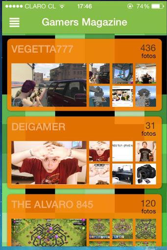 Gamers Magazine