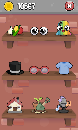 Moy 2 🐙 Virtual Pet Game screenshot 8