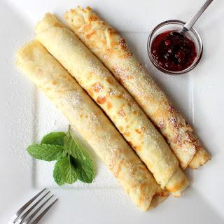 Norwegian Pancakes – Pannekaker