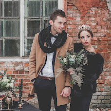 Wedding photographer Darya Rybak (Dary). Photo of 29.02.2016