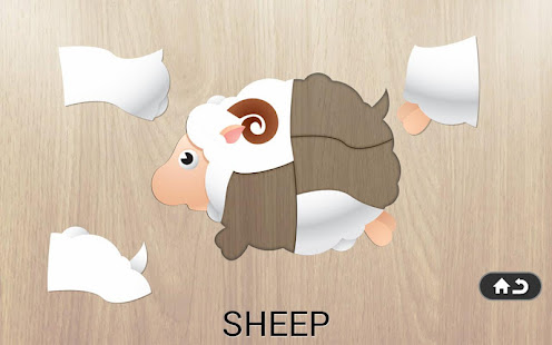 Game Animals Puzzle for Kids APK for Windows Phone