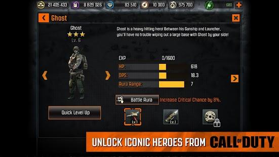 Call of Duty®: Heroes Screenshot 2