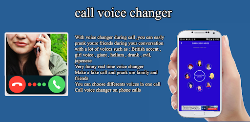 call voice changer - Apps on Google Play