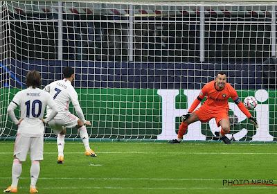 """Eden Hazard retrouve le chemin des filets en Ligue des Champions: """"Une victoire collective"""""""