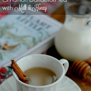 Cinnamon Dandelion Tea With Milk & Honey Inspired by Stewart Little
