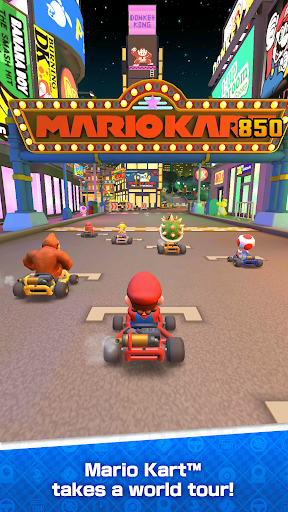 Mario Kart Tour Varies with device screenshots 1