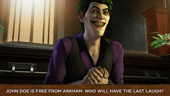 Gotham Knights Apk +OBB/Data for Android. [Dc Fandom] 8