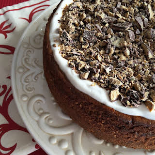 Coffee Toffee Cheesecake.