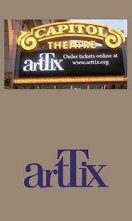 ArtTix SLC - náhled