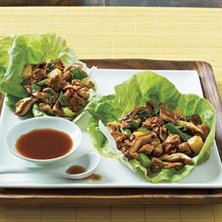 Asian Lettuce Cups Recipe