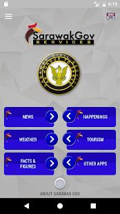 Sarawak Gov- screenshot thumbnail