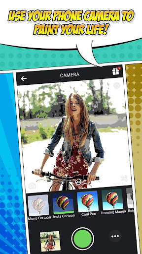 Cartoon Camera Photo Editor 2.4 screenshots 2