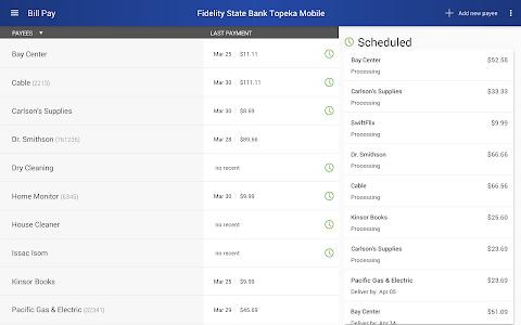 Fidelity State Bank Topeka screenshot 13
