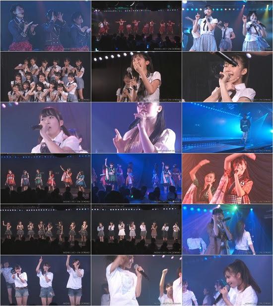 (LIVE)(720p) AKB48 16期研究生 「レッツゴー研究生!」公演 Live 720p 170830