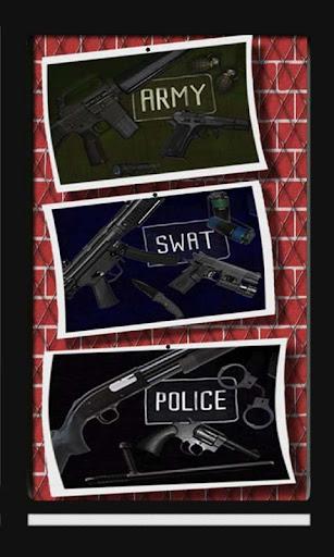 Crime Fighters HD Simulator