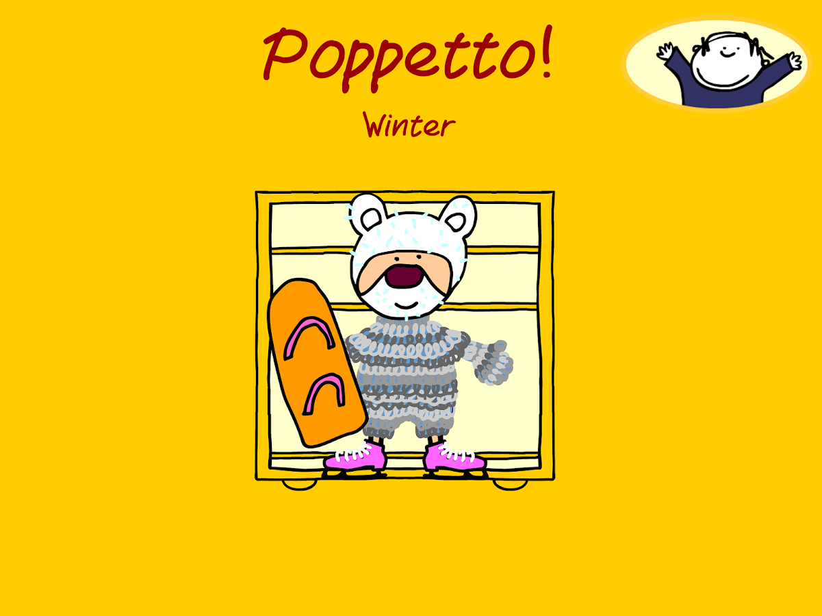 Poppetto Winter- screenshot