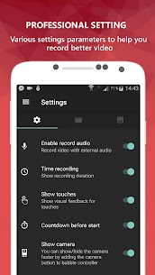 AZ Screen Recorder – No Root Premium v5.3.0 build 50156 1