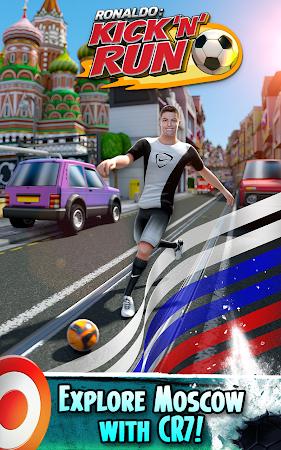 Cristiano Ronaldo: Kick'n'Run 3D Football Game 1.0.33 screenshot 2092833