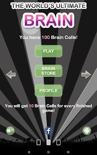 The World's Ultimate Brain- screenshot thumbnail