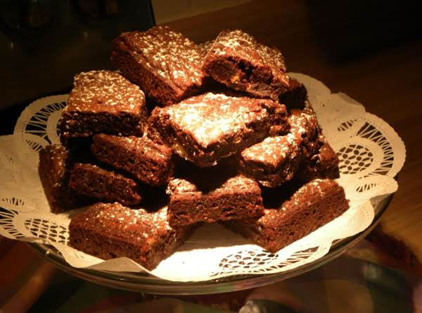 Christy's Turtle Pudding Brownies Recipe