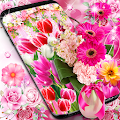 Flowers bouquet live wallpaper APK