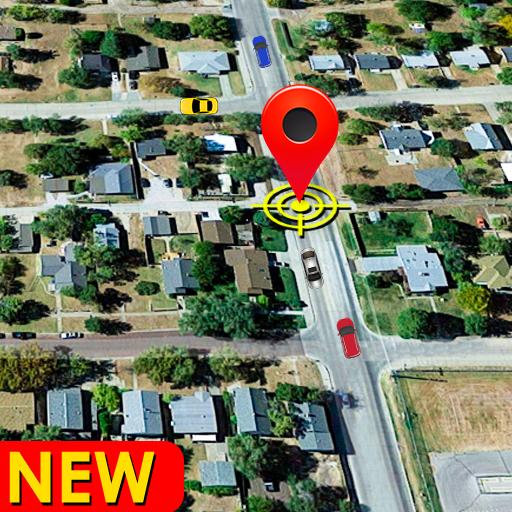 Live Street View Map Earth Navigation Satellite Revenue