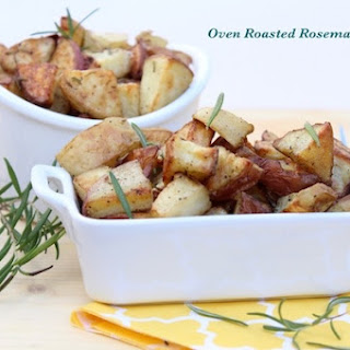 Oven Roasted Potatoes Dried Rosemary Recipes