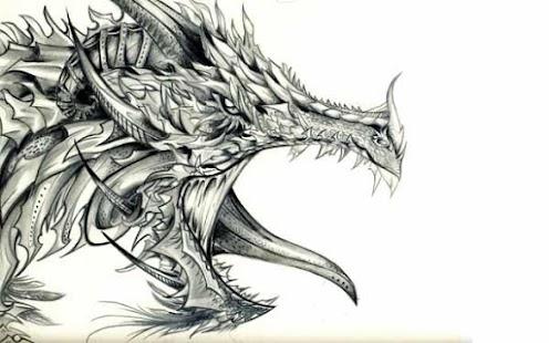 Wallpaper 1000+ draků - náhled