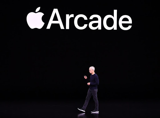 Apple takes a bite out of online gaming with Arcade pay-to-play service