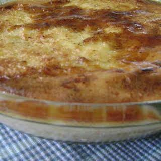 Southern Corn Pudding.