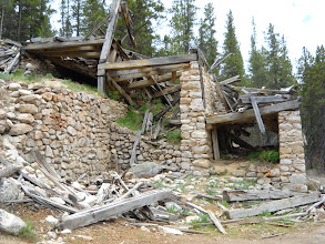 Photo: Pieplant mill ruins