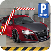 Challenging Vehicle Parking Game