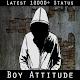 Boy Attitude Status Android apk