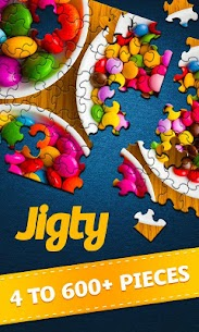 Jigty Jigsaw Puzzles 3.9.0.157 Android Mod + APK + Data 2