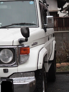 ランドクルーザー70 HZJ76K H11  ZXのカスタム事例画像 dai daiさんの2019年01月20日20:39の投稿