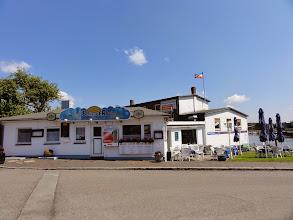 Photo: Am Außenhafen Husum