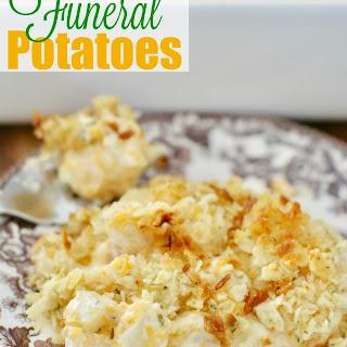 Funeral Potatoes.