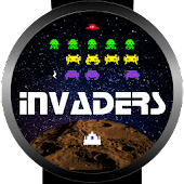 Invaders 2 (Wear OS)