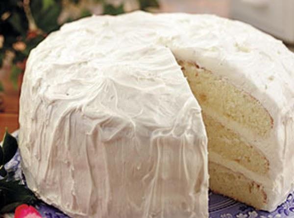 Snow White Cake Recipe