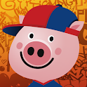 PIGY rapuje icon